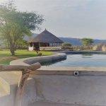 Foto de Maasai Giraffe Eco Lodge