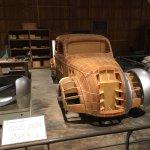 Billede af Toyota-museet for Industri og Teknologi
