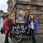 Obscura Camera, Royal Mile Edinburgh