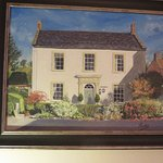 Paradise House painted by a good friend