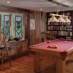 The Library Pool Table