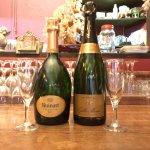 Notre sélection de vins et champagne