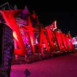 Neon museum was all expected and more