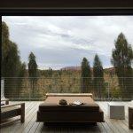 Uluru from inside the room #mundosully