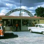 Twirly Top - Late '50s early '60s?