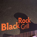 The lovely Black Rock Grill