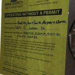 Food Permits revoked 1-12-18