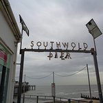 Southwold Pier, a very lovely and unique pier.