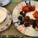 Some Egyptian breakfast specialties