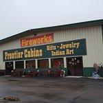 Photo de Frontier Cabins Motel