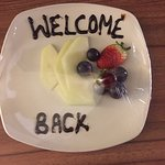 It's the little things that count, great service, great location and an easy access car park tha