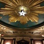 Masonic Lodge Ceiling