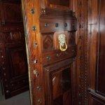 Masonic Lodge Door
