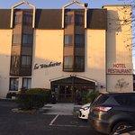 Foto de Hotel Restaurant Le Teinchurier