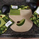 Locally made avocado themed products!