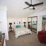 Master Loft Bedroom in Unit #210