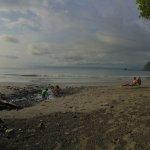 Private beach at Los Altos