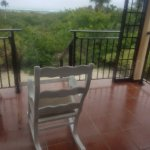 From duplex 17 - your own private deck, mangrove and ocean view