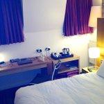 room with big desk
