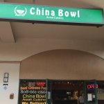 Ourside of China Bowl at Fairways Shops