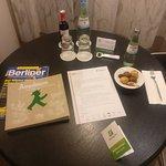 Foto de Holiday Inn Berlin Centre Alexanderplatz