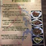 Some menu