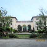 Vizcaya main entrance
