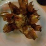 Fried artichoke - very tasty