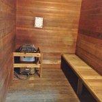 Gateway Inn's Sauna