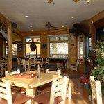 Lounge at Christmas Time