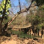 Tad Pha Suam Waterfall Photo