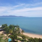 View to Magnetic Island from room 1109