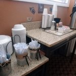 Coffee Bar located in lobby