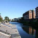 Malmo - Central - Waterway
