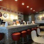 Burger 21 milkshake bar