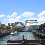 View from the Circular Quay