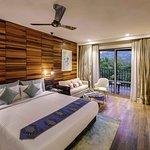 Foto de Novotel Goa Shrem Hotel