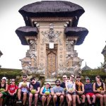 Classic Balinese temple architecture