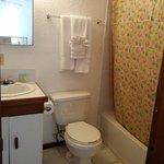 Standard One Bedroom  - Bathroom