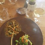 Main course - Beef... The tree and the earth were both a cornucopia of flavors