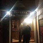 Photo de Taverna San Trovaso