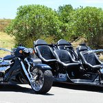 Both Trikes together