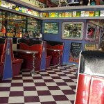 Foto de Cruzin' in the 50's Diner