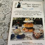 Foto de The Servants Quarters Tea Rooms