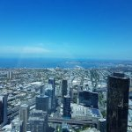 View from the top of the Eureka Tower