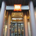 Foto de Ibis Brussels Centre Gare Midi
