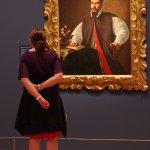 A Caravaggio from the Corsini Collection.