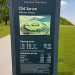 Foto van Old Sarum