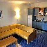 Family Room has Kitchen facilities