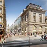 Projet Hotel Dieu Rue Bellecordière / Ouverture prévue Printemps 2018
